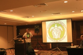 Charlie Fisher of Juara Turtle Project in Tionman
